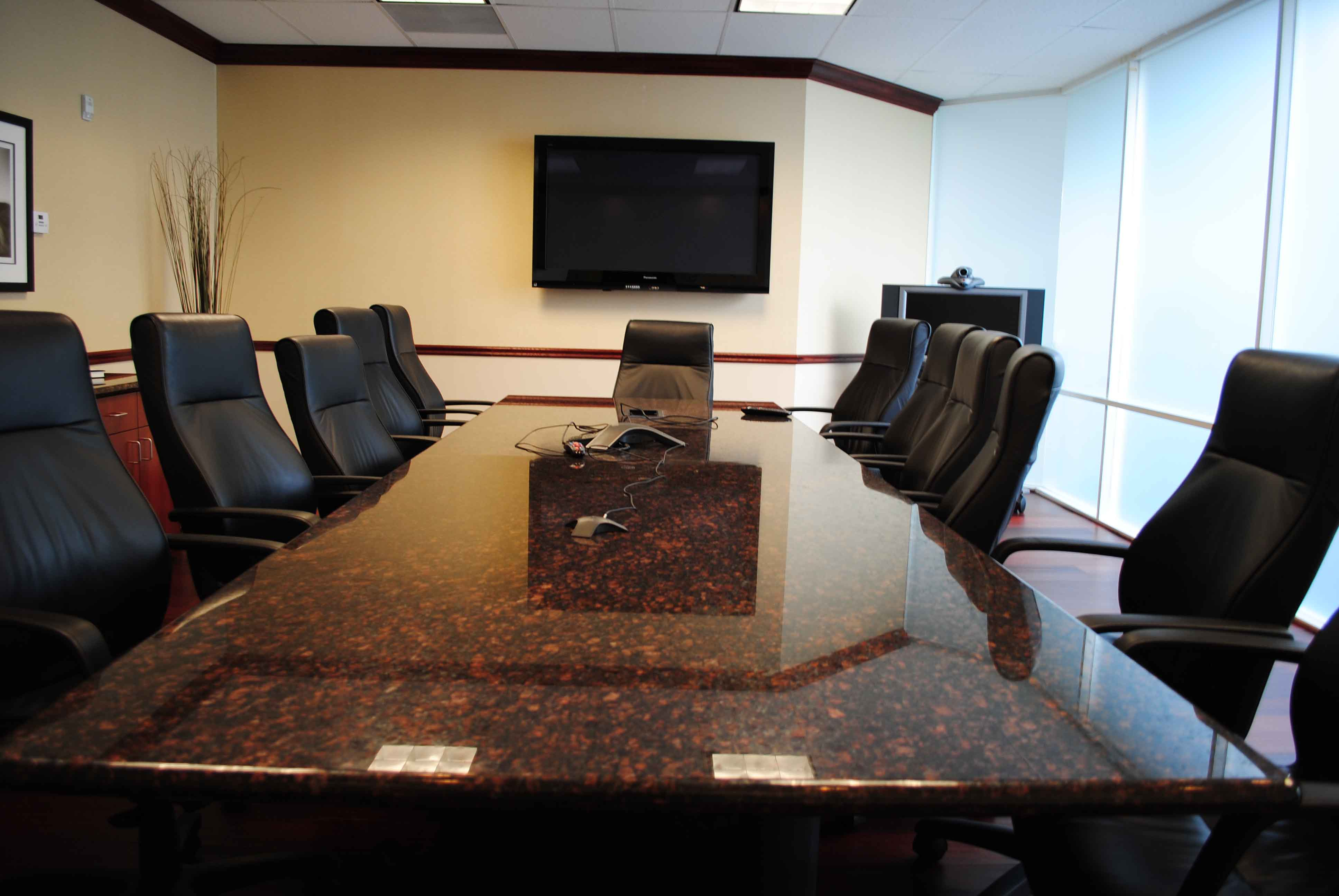 SAVVI Commercial And Office Furniture Affordable And High Quality - Granite conference table