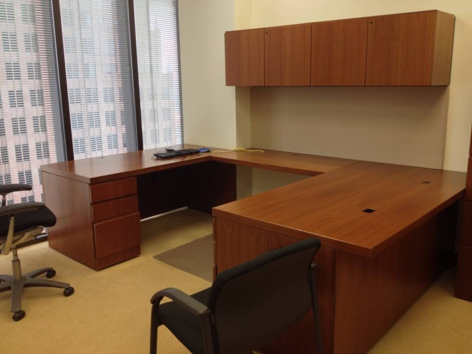 savvi commercial furniture used contemporary office desk houston