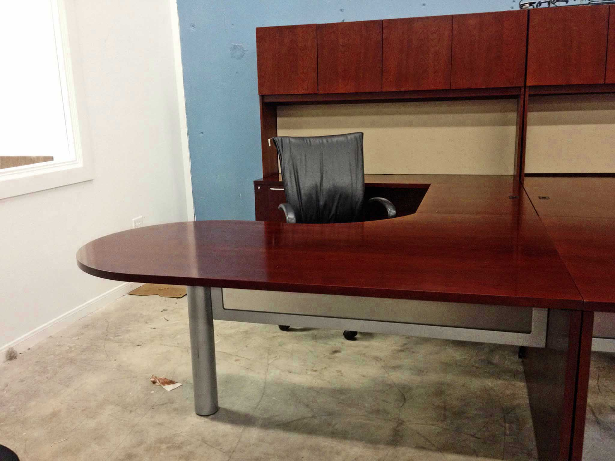 savvi commercial furniture used contemporary office desk