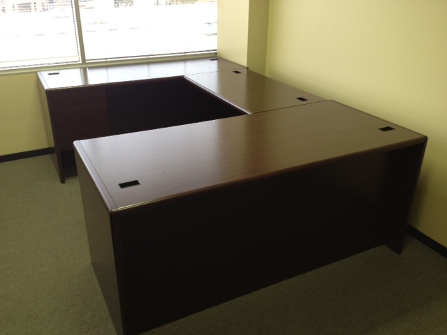 furniture hon place the series market office product edmonton desk used