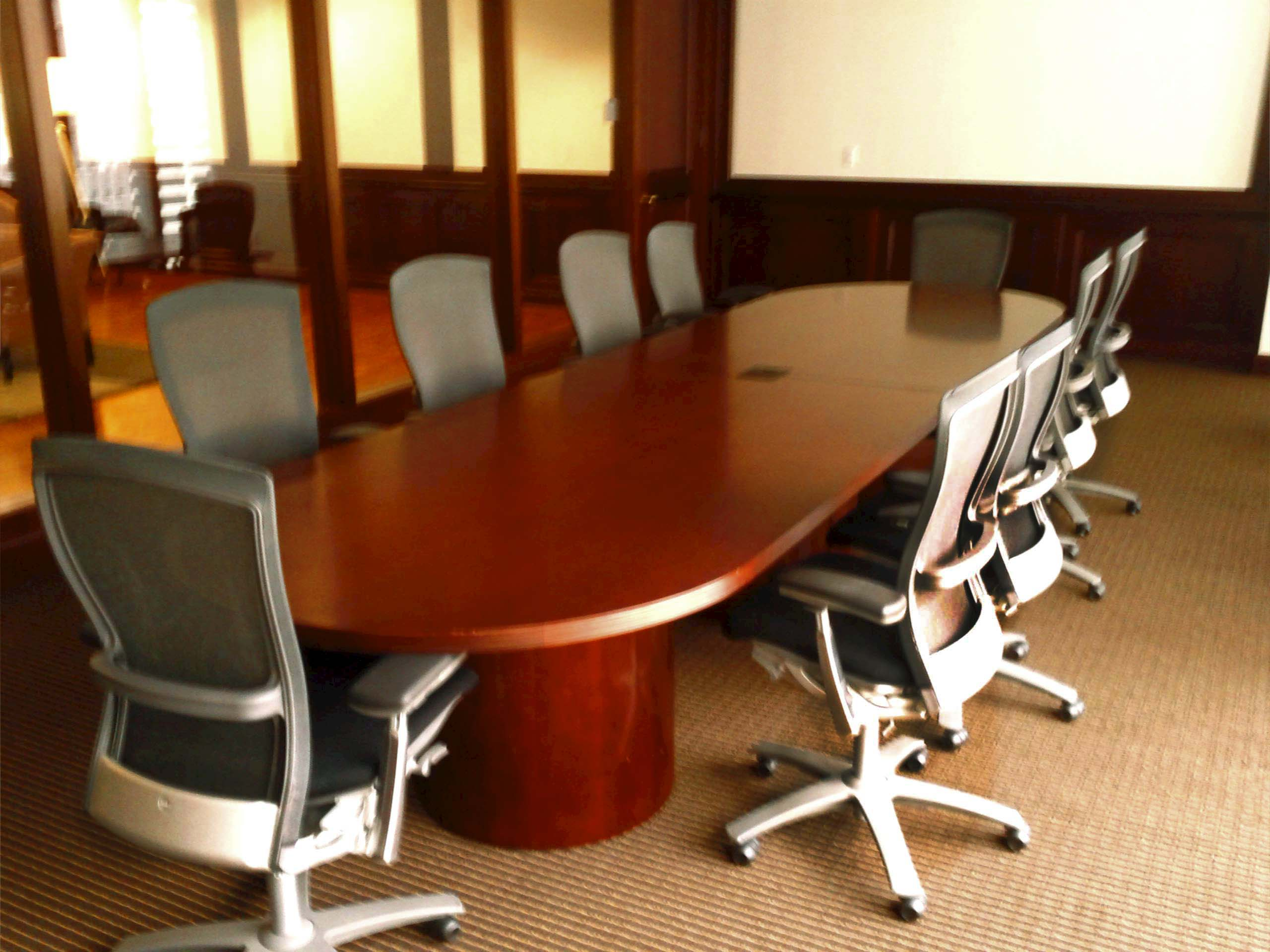 SAVVI Commercial And Office Furniture Affordable And High Quality - 16 ft conference table